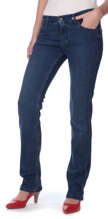 Mustang dámské jeansy Girls Oregon 26/32 modrá