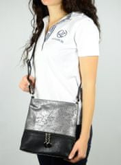 GROSSO BAG ženska torbica crna
