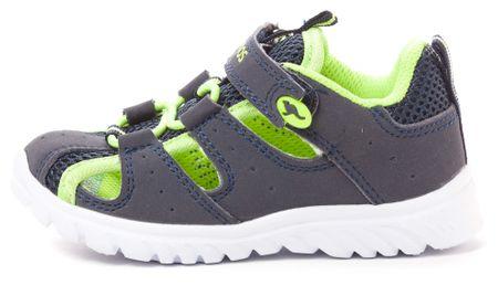 KangaROOS fantovski sandali Rock lite 26 temno modra