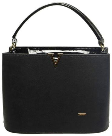 GROSSO BAG černá kabelka