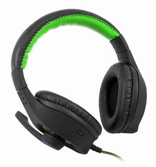 C-Tech Nemesis V2 (GHS-14G), černo-zelená