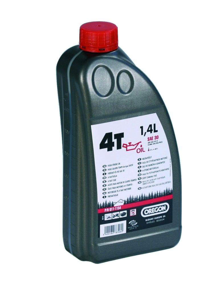 Oregon Motorový olej 4T SAE 30, 1,4 l