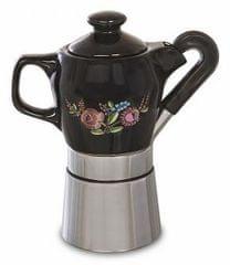 Szarvasi SEHEREZÁDÉ 2 személyes hagyományos kávéfőző, Kalocsai