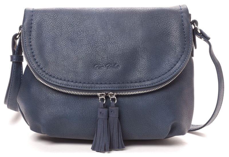 Tom Tailor tmavě modrá kabelka Lari