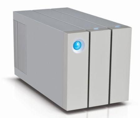 LaCie zunanji disk 8TB 2big Thunderbolt 2 USB3 [7200] (STEY8000401)