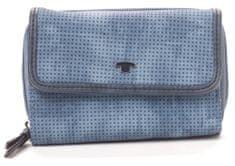 Tom Tailor dámská modrá peněženka Jessy