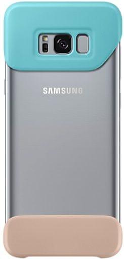 Samsung Dvoudílný ochranný kryt (Samsung Galaxy S8 Plus), světle modrá