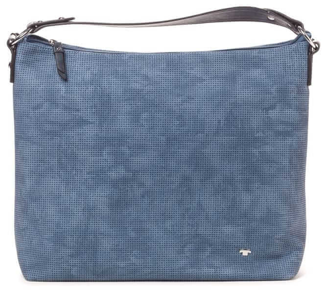 Tom Tailor modrá kabelka Jessy