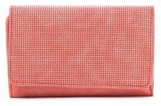 s.Oliver dámská červená peněženka