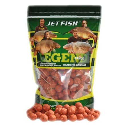 Jet Fish Boilie LEGEND Bioenzym fish 3 kg, 20 mm + A.C. Losos