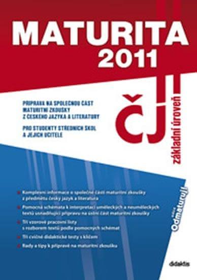 Hošek M. a kolektiv: Maturita 2013 - Český jazyk a literatura