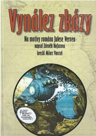 Verne Jules: Vynález zkázy (komiks)