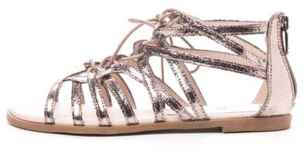 Tom Tailor ženske sandale 40 brončana boja