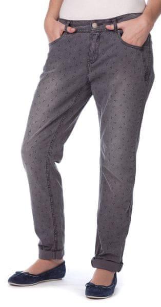 s.Oliver dámské kalhoty 34/32 tmavě šedá