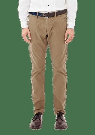 s.Oliver pánské kalhoty 30/32 hnedá