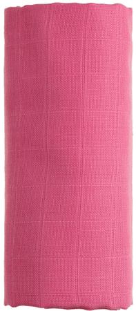 T-Tomi BIO Bambusová osuška, růžová