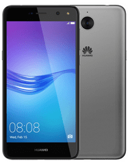 Huawei Y6 2017 , DualSIM, sivý