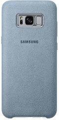 Samsung Kryt Alcantara (Samsung Galaxy S8 Plus), šedá