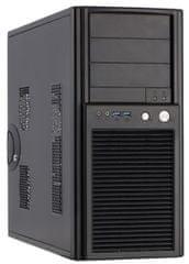 Chieftec ohišje SH-03B-OP USB3, EATX, črno