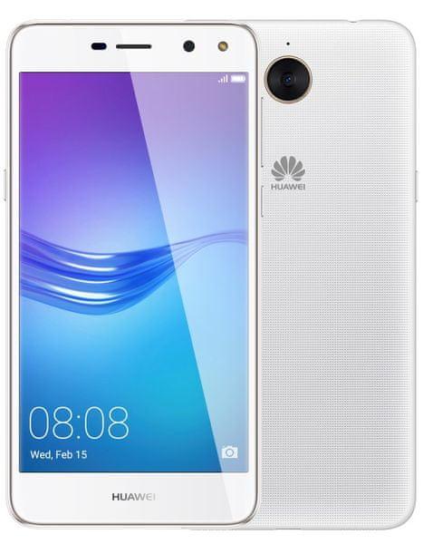 Huawei Y6 2017 , DualSIM, bílý
