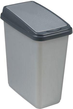 keeeper kosz na śmieci, wąski, 10 l
