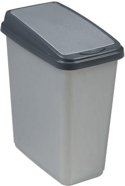 keeeper Koš na odpadky úzký, 10 l