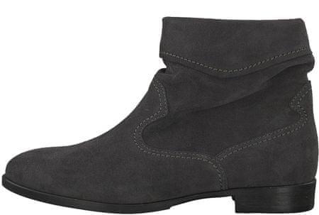 Tamaris dámská kotníčková obuv 39 sivá