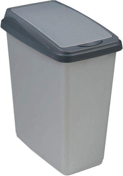 keeeper Koš na odpadky úzký, 25 l