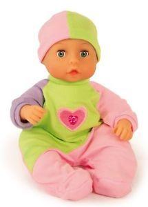Bayer Design Hovoriace bábätko zeleno-ružové