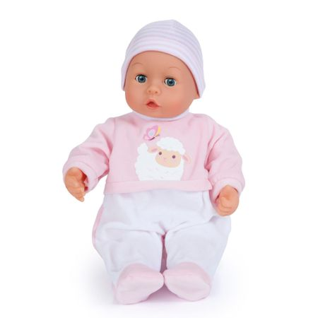 Bayer Design Hovoriace bábätko v púdrovom oblečku