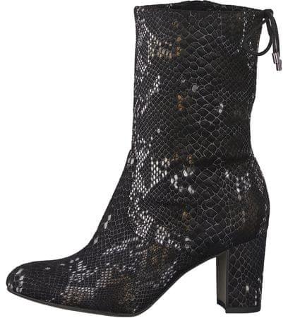Tamaris ženski škornji Helia 36 črna