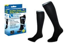 Timeless Tools Kompressziós zokni, Fekete