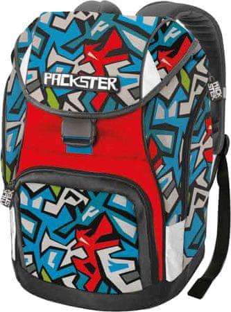 Packster nahrbtnik Street + vrečka za copate
