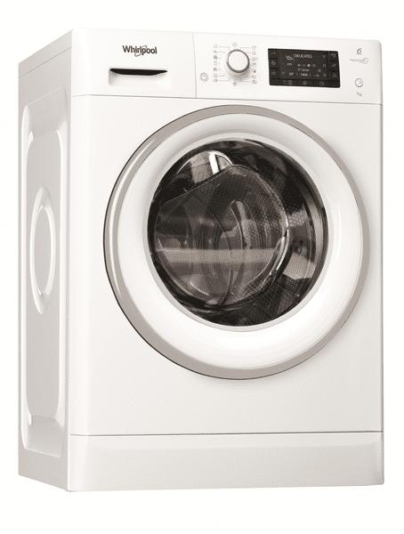 Whirlpool FWSD71283WS EU