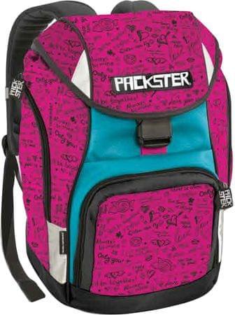 Packster nahrbtnik Writer + vrečka za copate