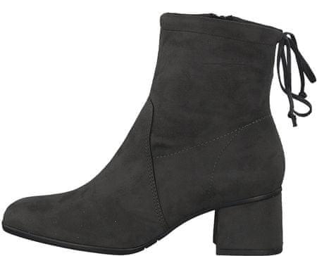 Tamaris ženski škornji 39 siva