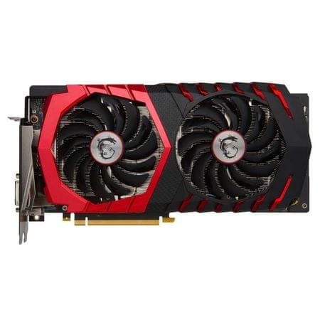 MSI grafična kartica GeForce GTX 1060 GAMING OC 6GB GDDR5 (GTX 1060 GAMING 6G)