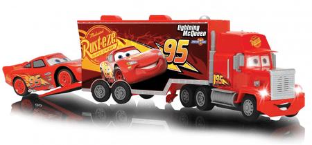 Dickie RC Cars 3 Turbo Mack Truck 46 cm