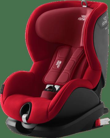 Britax Römer avtosedež Trifix i-Size 2017, Flame Red 27098