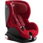 4 - Britax Römer avtosedež Trifix i-Size 2017, Flame Red 27098