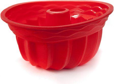 Banquet silikonski model za potico Culinaria Red 24 cm