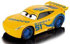 Dickie RC Cars 3 Turbo Racer: dirkalni avto Cruz Ramirez
