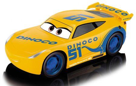 DICKIE RC Cars 3 Turbo Racer Cruz Ramirez 1:24, 17 cm, 2 csatorna