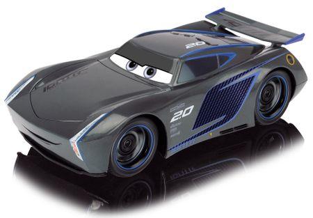 Dickie RC Cars 3 Turbo Racer: dirkalni avto Jackson Storm