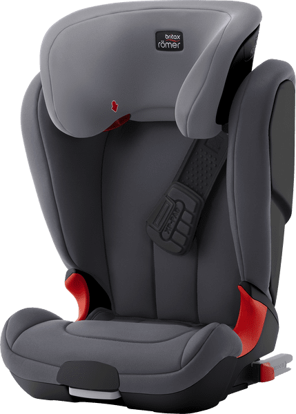 Römer KIDFIX XP Black 2017, Storm Grey
