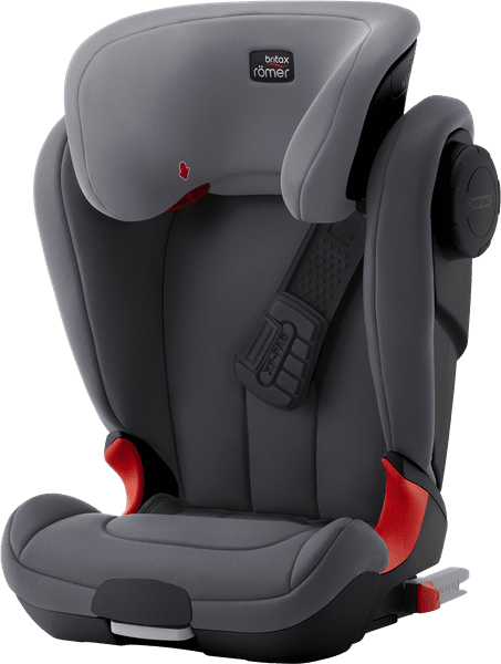 Römer KIDFIX XP SICT Black 2017, Storm Grey