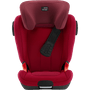 3 - Britax Römer KIDFIX XP SICT Black 2019, Flame Red