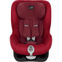 3 - Britax Römer fotelik KING II Black 2018, 9 – 18 kg, Flame Red