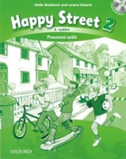 Maidment Stella: Happy Street 3rd Edition 2 Pracovní sešit s poslechovým CD