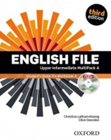 Oxenden Clive, Latham-Koenig Christina,: English File Third Edition Upper Intermediate Multipack A